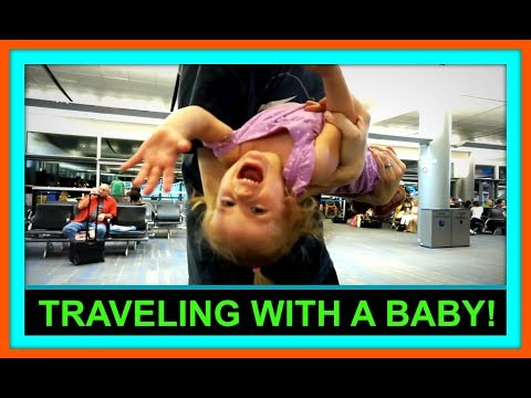TRAVELING WITH A BABY! |  CAYMAN ISLANDS!