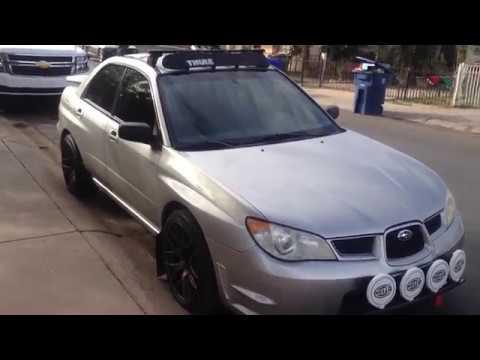 2007 Subaru Impreza 2.5i - YouTube