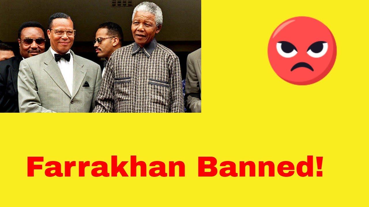 Facebook issues lifetime ban of Min Louis Farrakhan