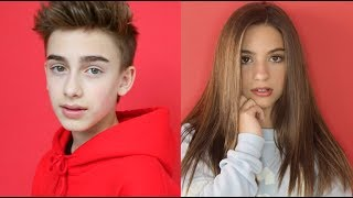 The Chainsmokers - Closer (Johnny Orlando + Mackenzie Ziegler Cover) thumbnail