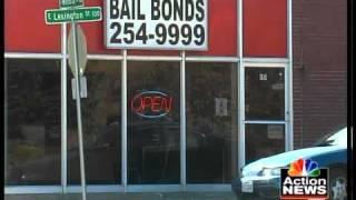 Victim files report in bondsmen forgery case