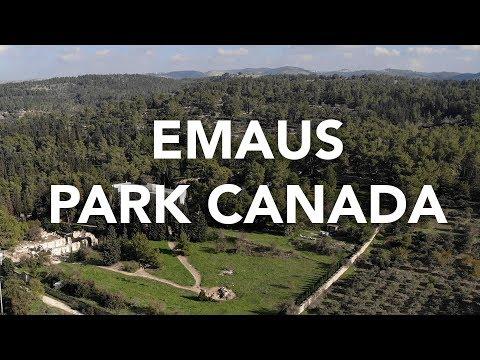 Park Canada, Latrun, Emaus