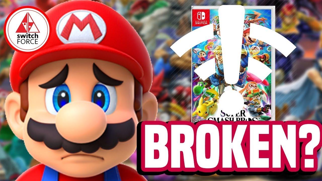 Does Smash Bros Ultimate Have A MAJOR Online Problem?