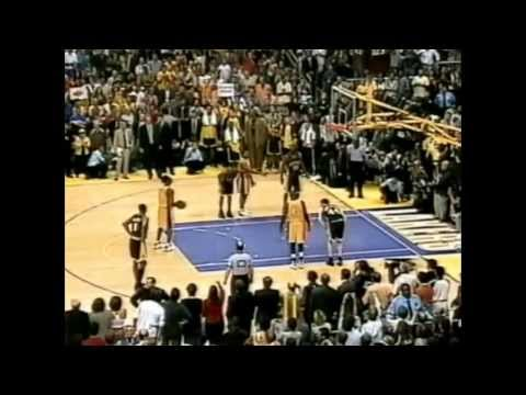 2000 NBA Finals - Indiana vs Los Angeles - Game 6 Best Plays