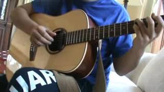The Show-Lenka-Guitar Fingerstyle