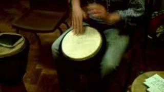 Samba Batacada Djembe rhythm