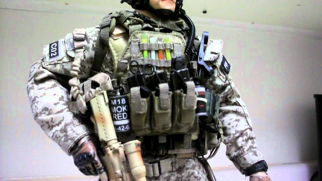 Preferenza NAVY SEAL TEAM 6 FIGURE FROM MY COLLECTION - YouTube DS16