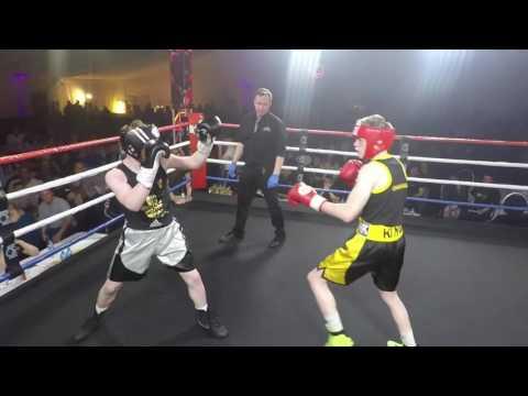 Charlie Hutchison vs Joshua King