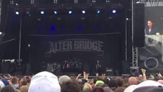 Alter Bridge - Metalingus @ Louder Than Life (10/2/16)