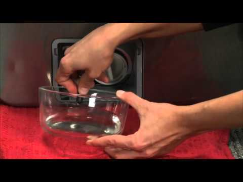 How to Clean the Debris Filter