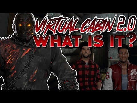 What is Virtual Cabin 2.0? | Single Player Add-on | Friday the 13th: The Game