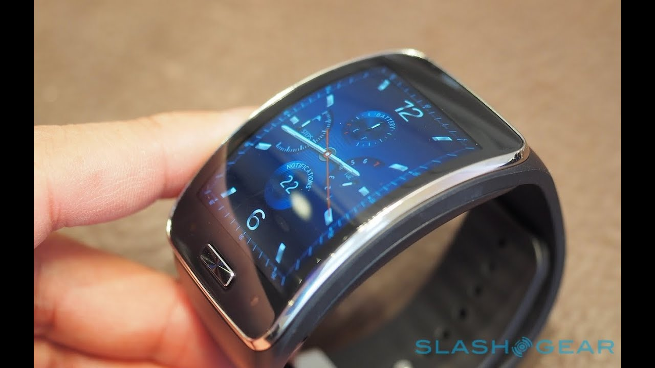 galaxy gear s hands on ifa 2014 youtube. Black Bedroom Furniture Sets. Home Design Ideas