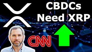 Ripple Employee Confirms CBDCs Need XRP! Brad Garlinghouse CNN - Crypto Lending BlockFi $30M Funding