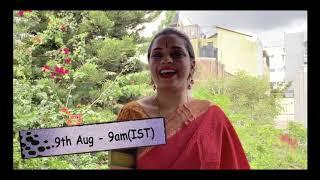 Pictionary Promo - Vid Aishwarya Vidya Raghunath