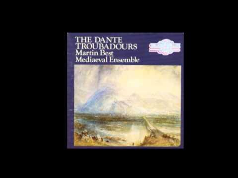 Martin Best Mediaeval Ensemble - The Dante Troubadours (1982)