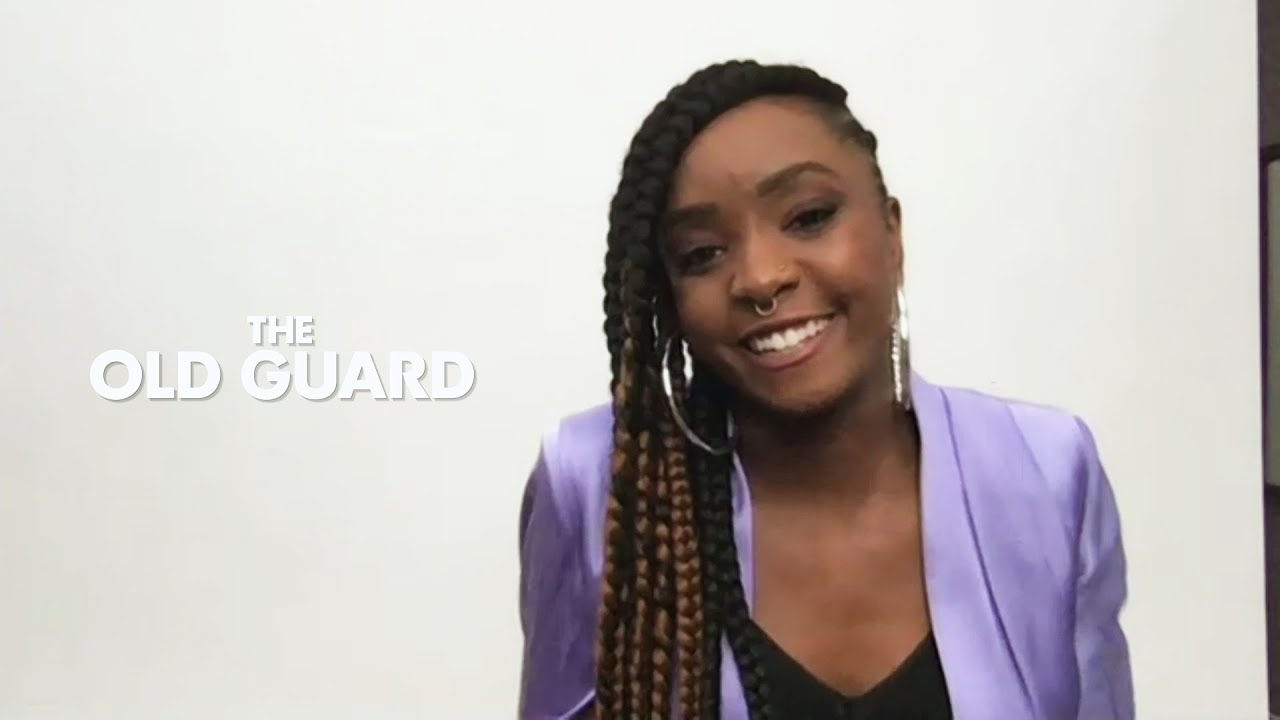 'The Old Guard' Star KiKi Layne on Stunts, Working With Charlize Theron and Gina Prince-Bythewood