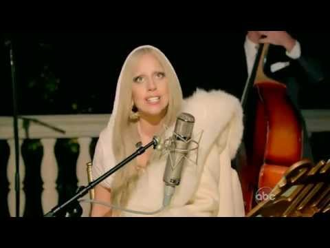 Клип Lady Gaga - White Christmas