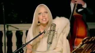 Lady Gaga - White Christmas  (Live from 'A Very Gaga Thanksgiving')