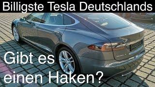 Wie gut ist das billigste Tesla Model S Deutschlands? Gibt es 1 Haken oder sollte man es kaufen?