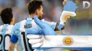 Аргентина Мессини Ватани хакида нималарни Биласиз