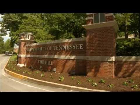 University of Tennessee - Campus Scenics 2014 - Vol Walk, Neyland Stadium, The Hill