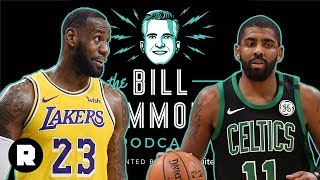 Guessing 2018-19 NBA Over/Unders With Joe House: The Ninth Annual Edition | The Bill Simmons Podcast