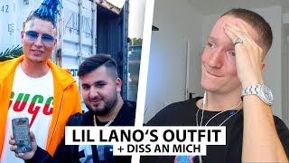 Justin reagiert auf Lil Lano Outfit & Diss.. | Reaktion