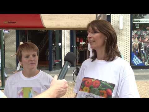 Vrijwilligersmarkt 2014 Connect2Act bij RTV-Ridderkerk