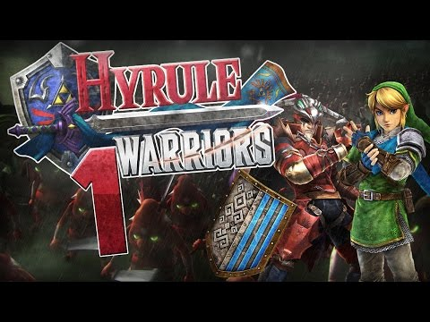 Let's Play HYRULE WARRIORS Part 1: Dynasty Warriors Mit The Legend Of Zelda