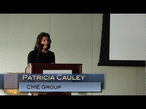 Patricia Cauley (CME Group): PGM Futures & Options Markets - CPM Group's Platinum Seminar