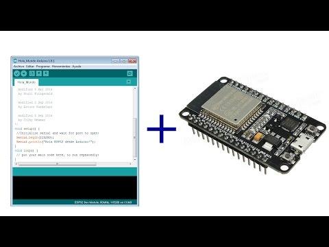 Como Programar Los ESP32 Con El IDE De Arduino