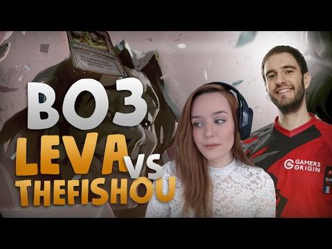 Thefishou vs Leva - Le duel de l'année