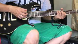 Bakit pa part 2 Guitar cover