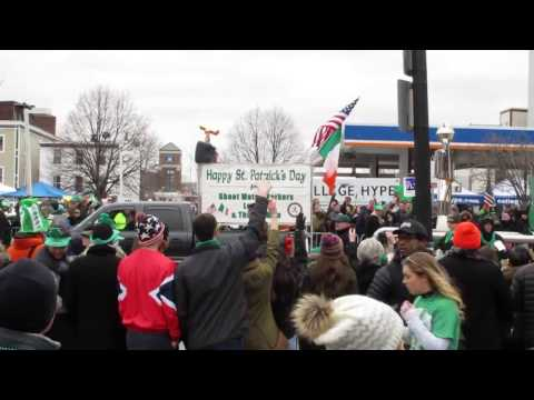 Saint Patricks Day Parade 2017, South Boston