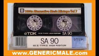 80s New Wave / Alternative Songs Mixtape Volume 7