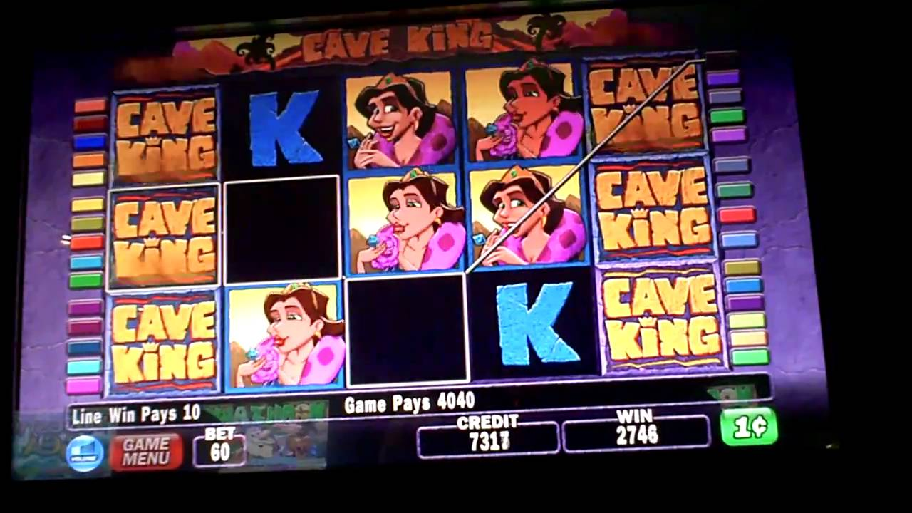 Play Cave King Slot Machine Free With No Download