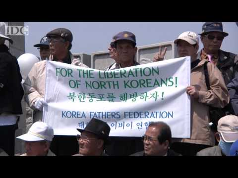 Radio wars between North and South Korea