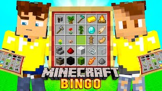 Minecraft BINGO vs RONALD!