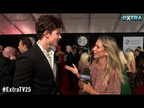 Shawn Mendes on His Scooter Accident Injury