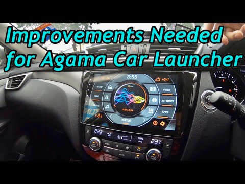 Agama Car Launcher Should Make This Improvements In The Next Update
