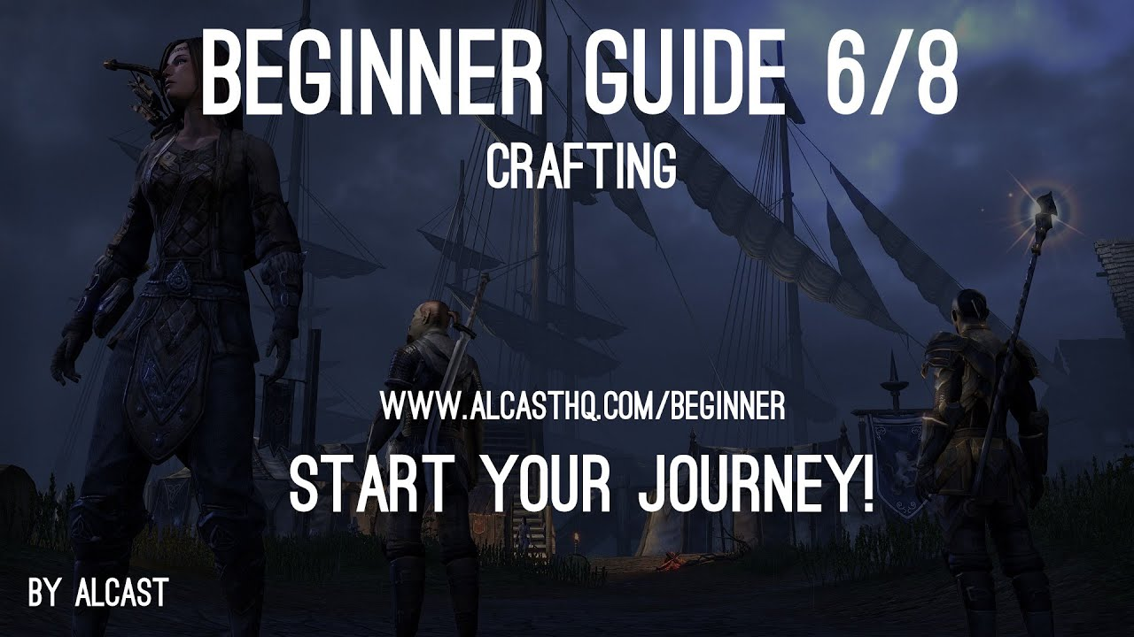 ESO Beginners Guide: Starting Your Journey in Tamriel