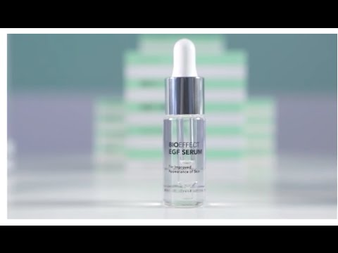 EGF works to firm and tighten the skin