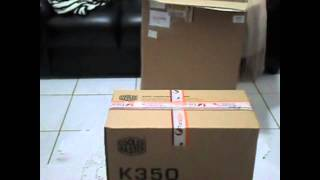 PC Gamer Terabyte Unboxing