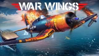 Тестим новый самолёт в игре war wings