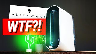 Was kann der ALIENWARE AURORA Gaming PC?!