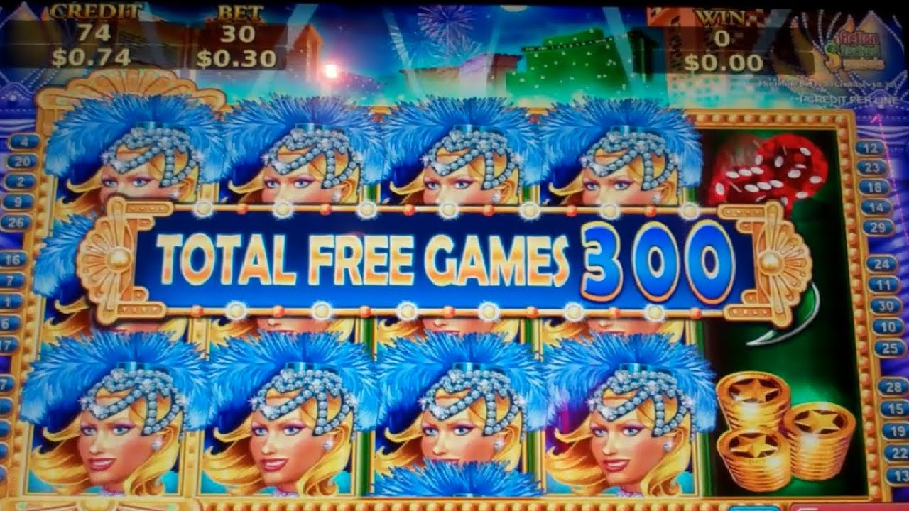 free slot games all