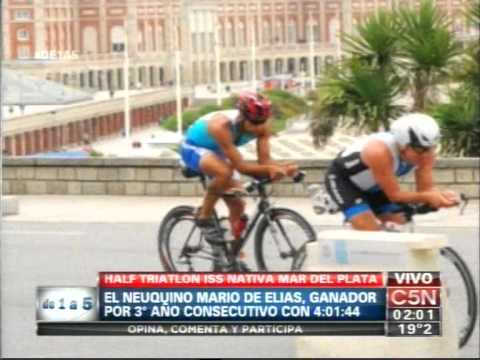 C5N - RUNNING: HALF TRIATLON ISS NATIVA EN MAR DEL PLATA