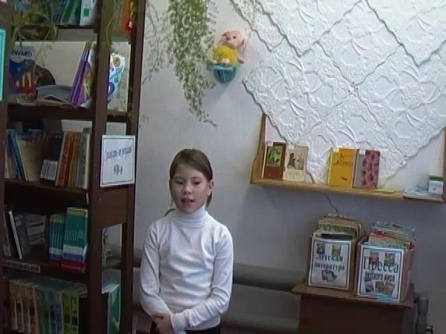 Изображение предпросмотра прочтения – «Школа Тюли» читают произведение «Мартышка и очки» И.А.Крылова