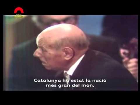Discurs de Pau Casals a l'ONU