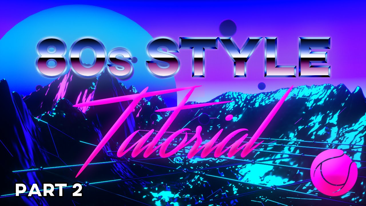 80s Style Intro Tutorial #2
